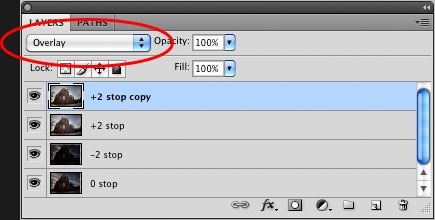 HDR Tutorial: HDR photoshop overlay