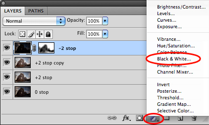 HDR Tutorial: HDR Black & White tutorial