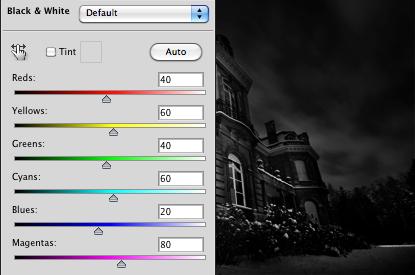 HDR Tutorial: HDR settings